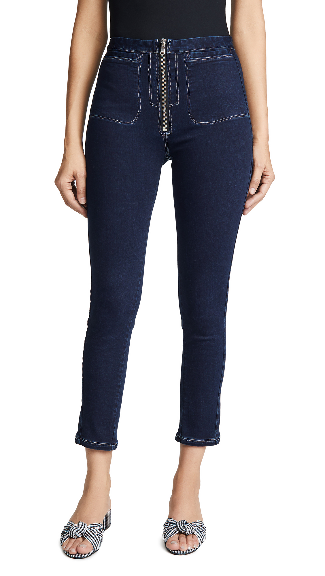 Rachel Comey Concur Pants In Dark Indigo