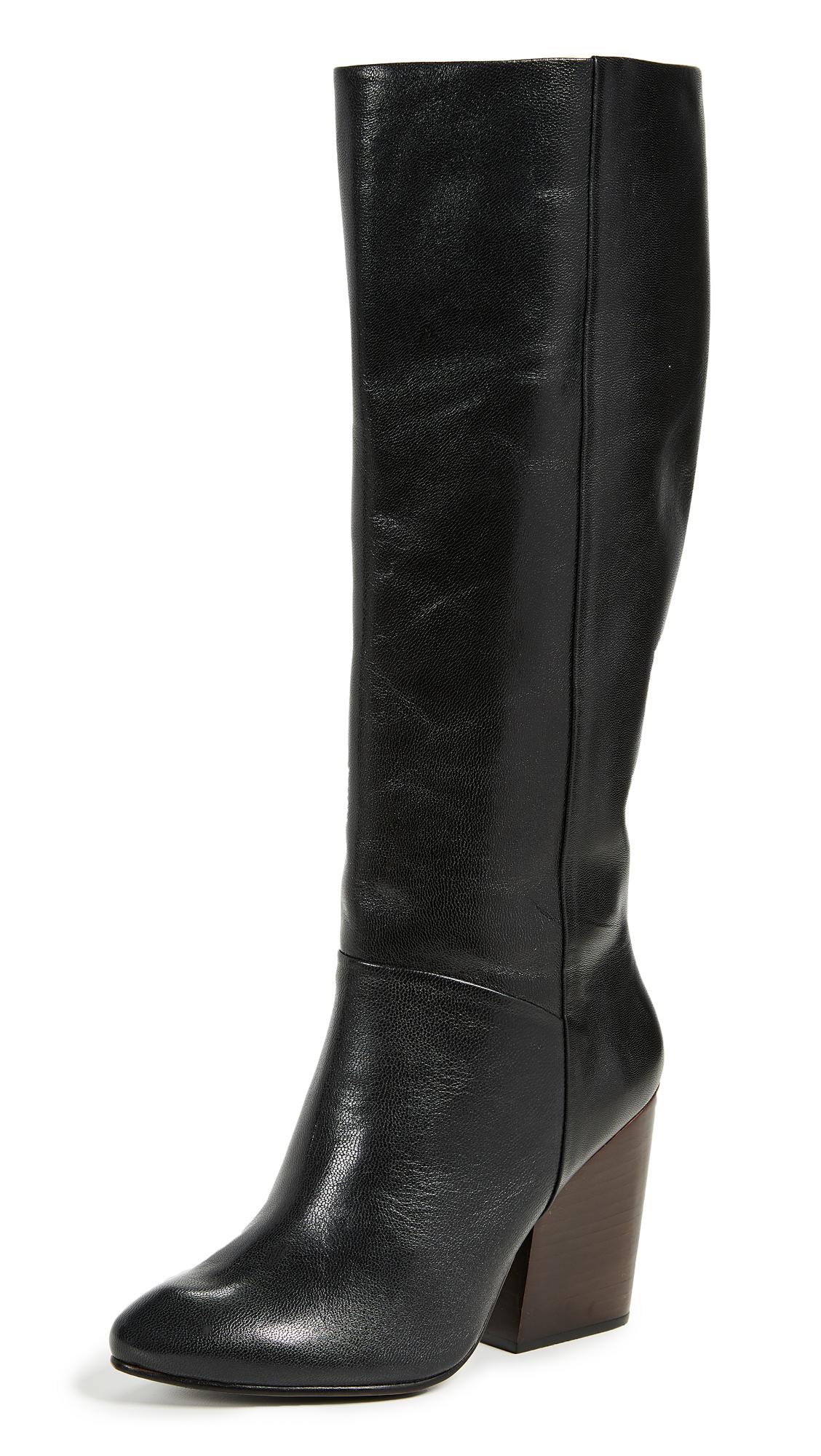 Rachel Comey Zim Boots - Black