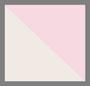 розовый/цвет слоновой кости