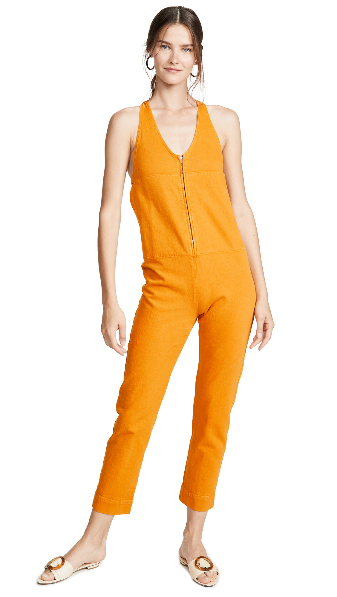 Buy Rachel Comey online - photo of Rachel Comey Buxton Jumpsuit