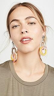 Rachel Comey Tangle Earrings