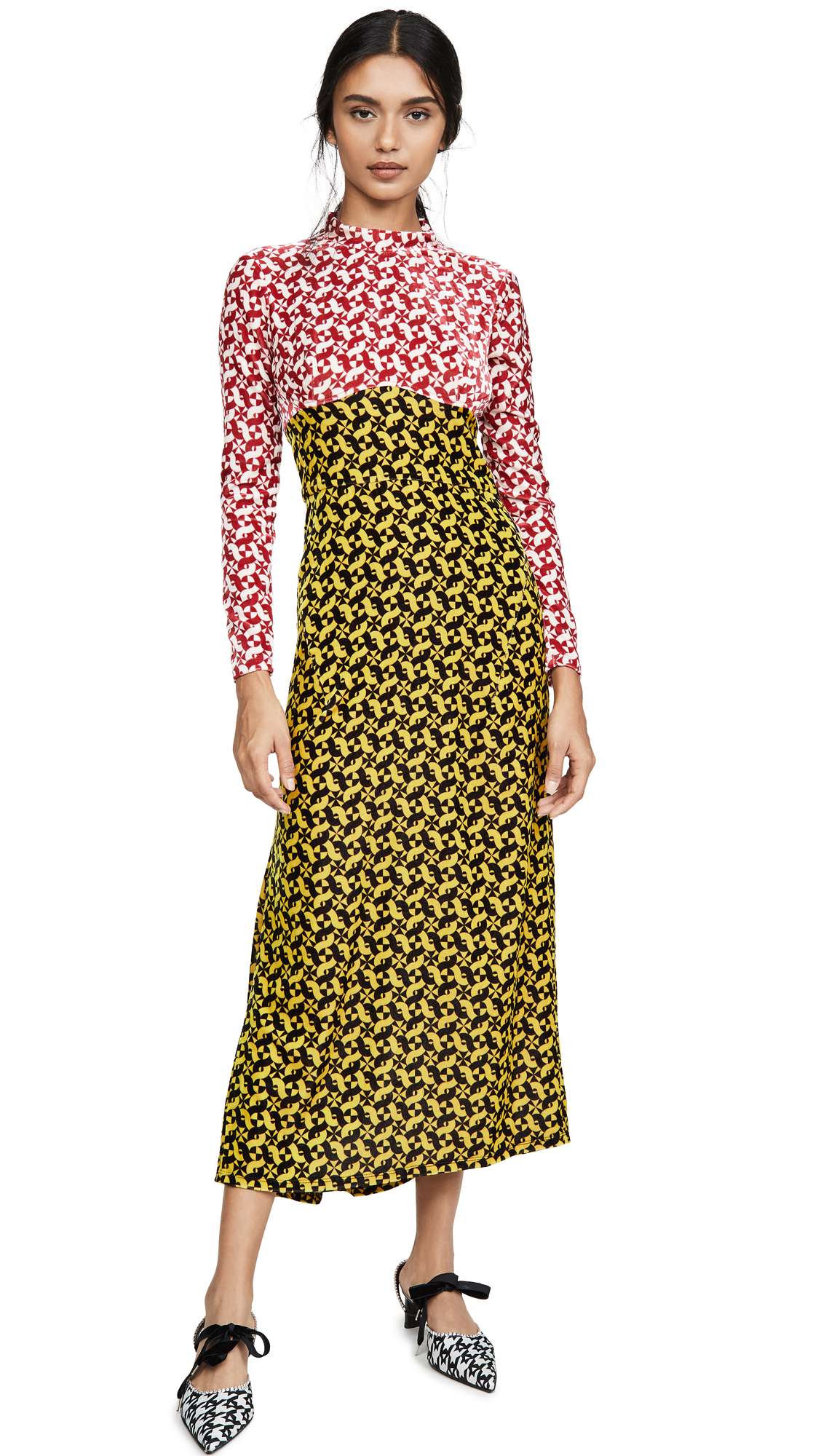 Buy Rachel Comey online - photo of Rachel Comey Long Converge Dress