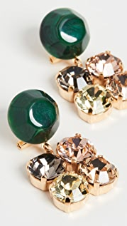 Rachel Comey Beam Drop Earrings