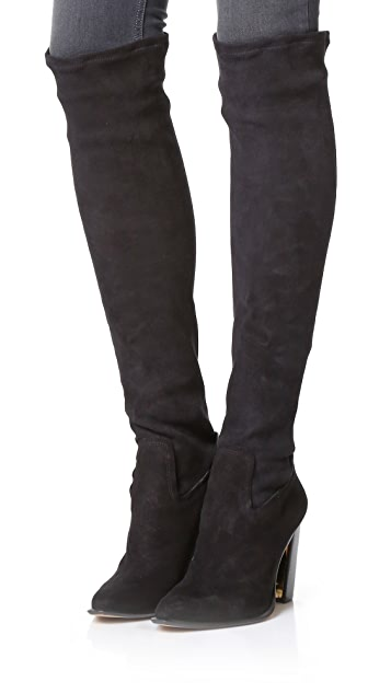 Rachel Zoe Biancaz Over the Knee Boots