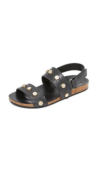 Rachel Zoe Pia Footbed Sandals