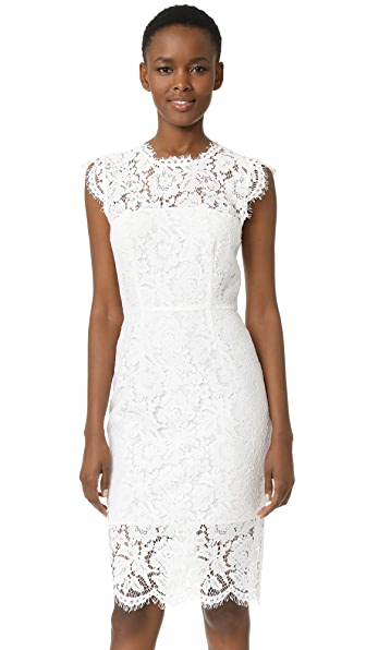 Rachel Zoe Suzette Dress - Ivory