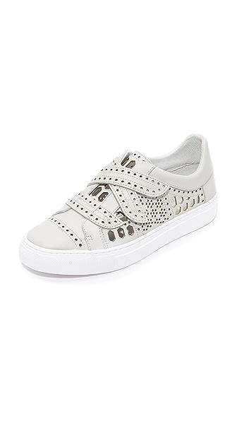 Rachel Zoe Jaden Sneakers - Pearl