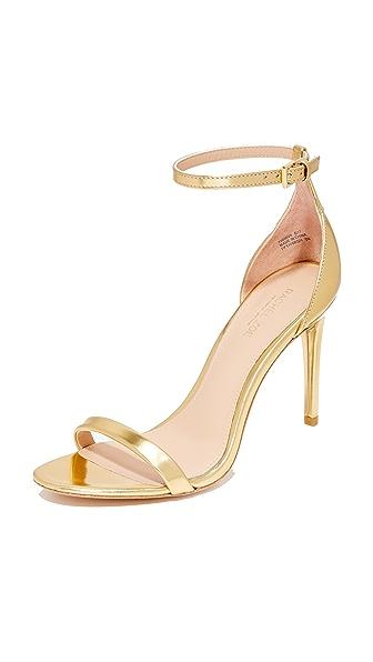 Rachel Zoe Ema Sandals - Gold