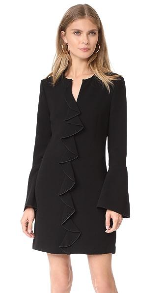 Rachel Zoe Monner Dress In Black