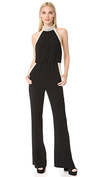 Rachel Zoe Elinor Jumpsuit - Black