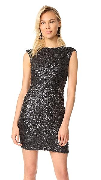 Rachel Zoe Knott Dress - Black