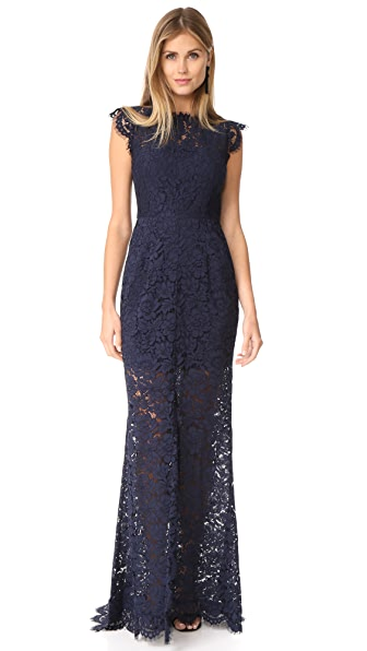 Rachel Zoe Estelle Dress - Navy