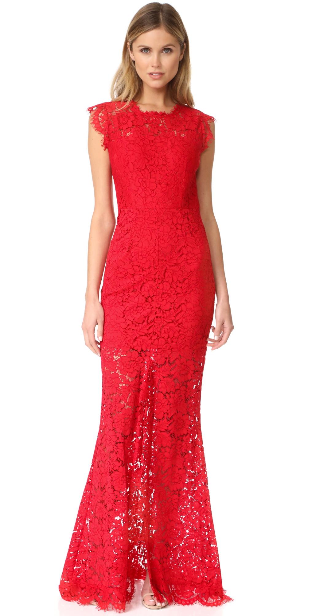 Rachel Zoe Estelle Cutout Back Maxi Dress | SHOPBOP