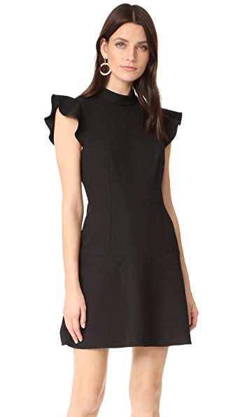 Rachel Zoe Parma Dress - Black