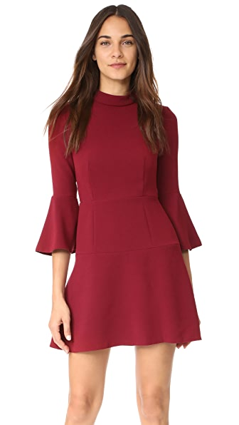 Rachel Zoe Califa Dress - Sangria