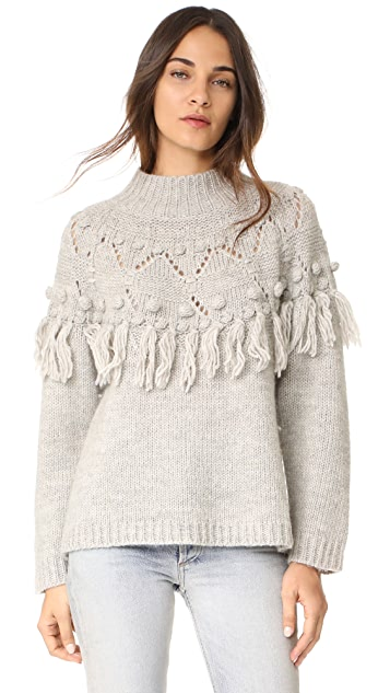 Rachel Zoe Shirley Sweater