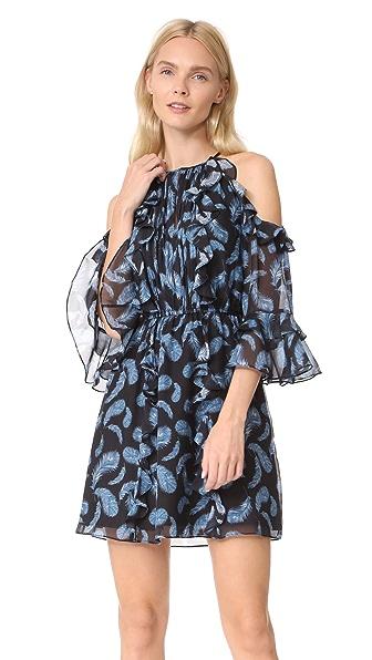 Rachel Zoe Vikki Dress In Multi