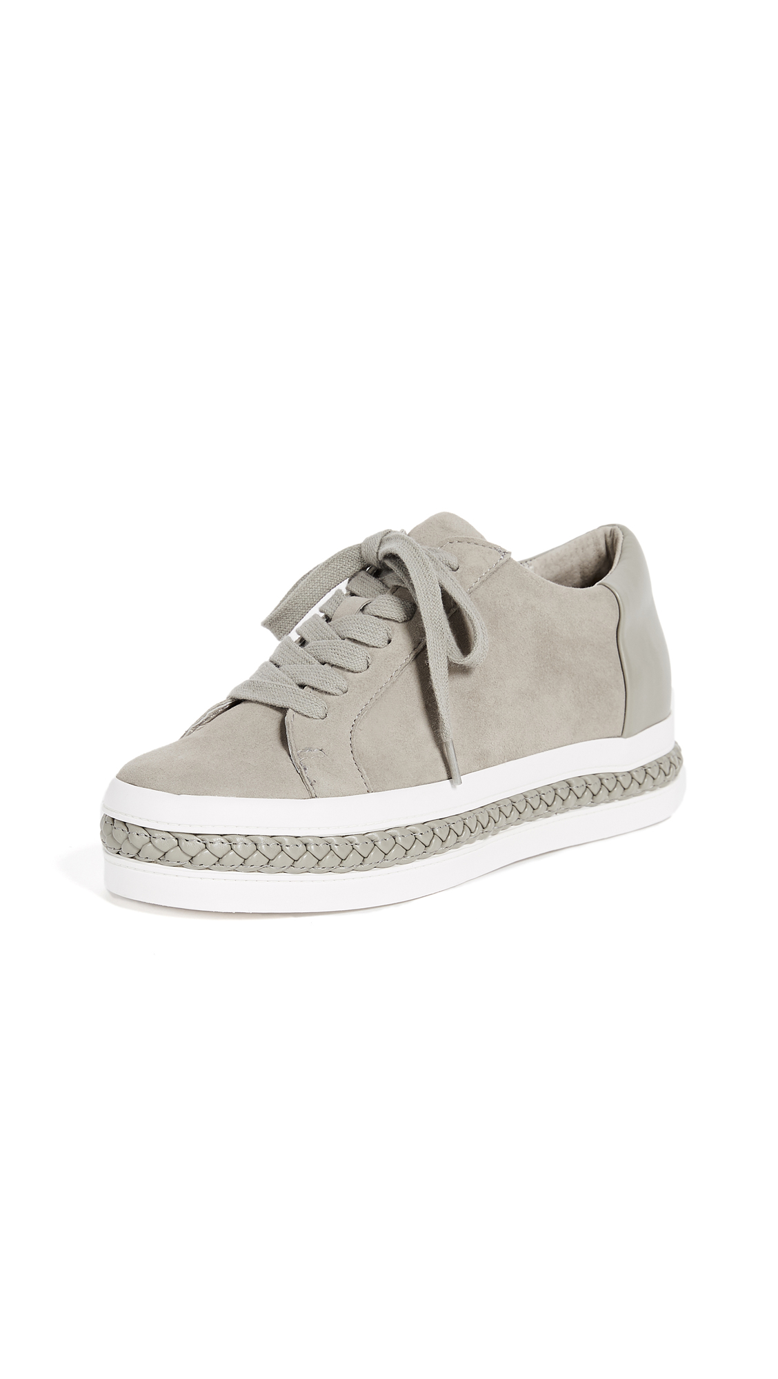 Rachel Zoe Collette Braid Sneakers - Pumice