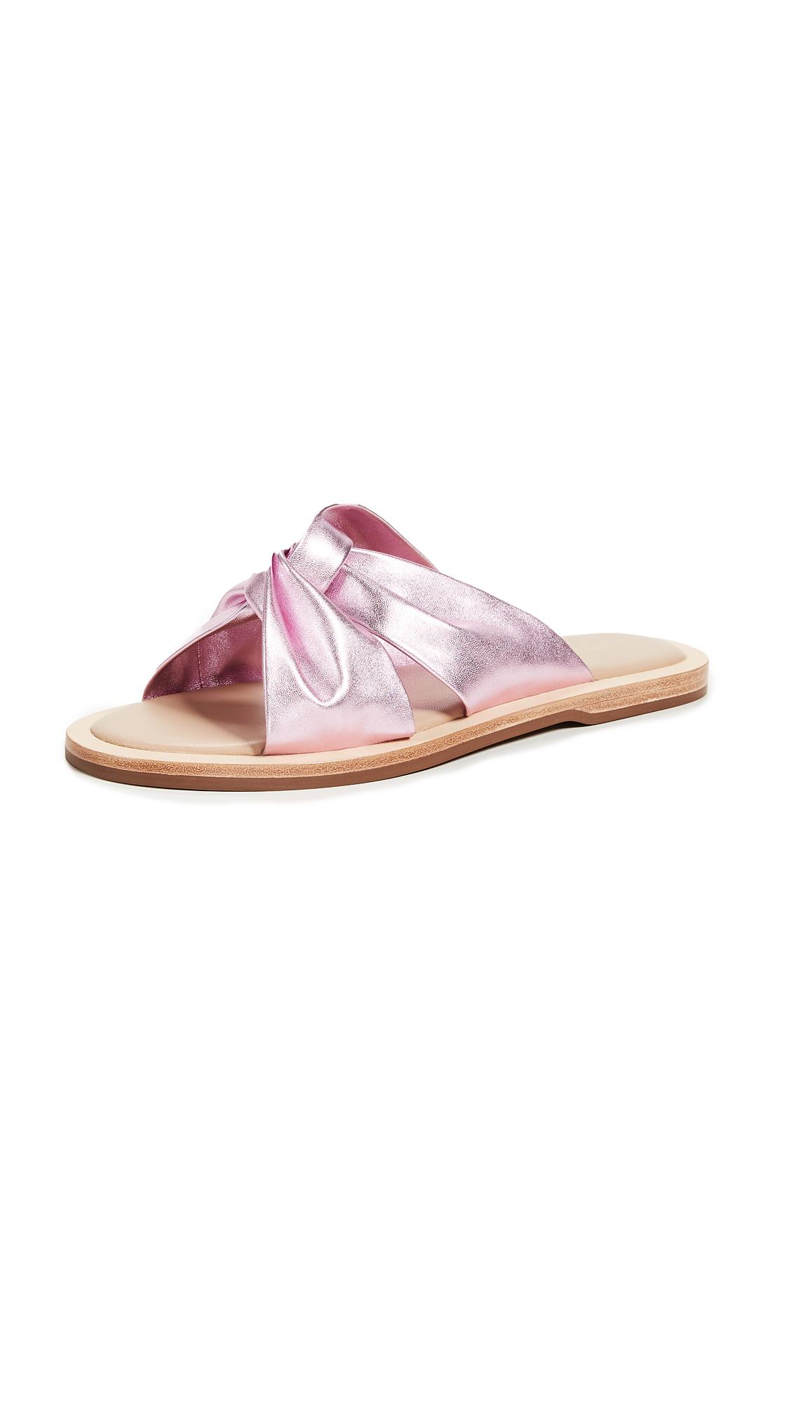 Rachel Zoe Hampton Flats - Pale Pink