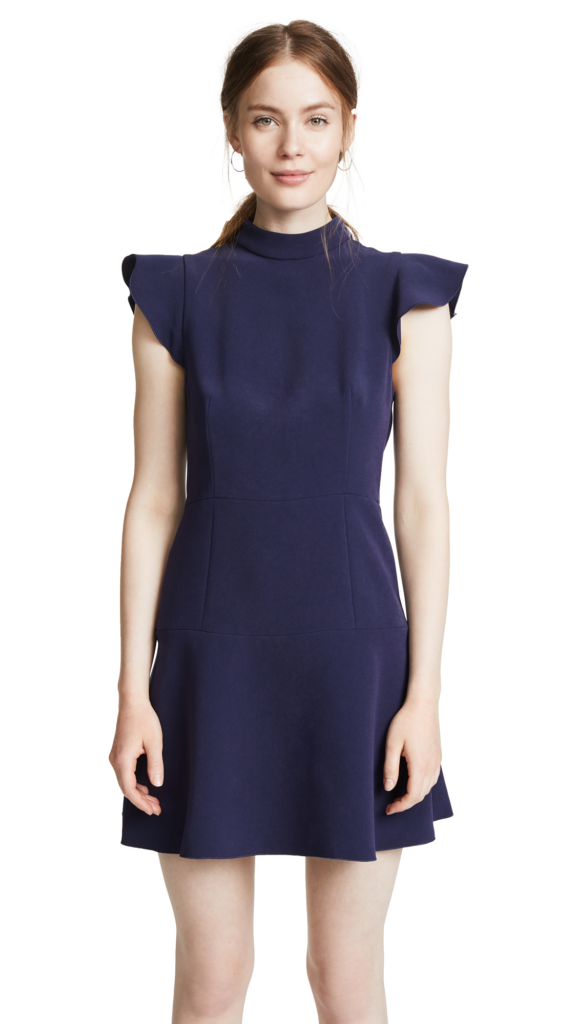 Parma Dress, Navy from Gilt