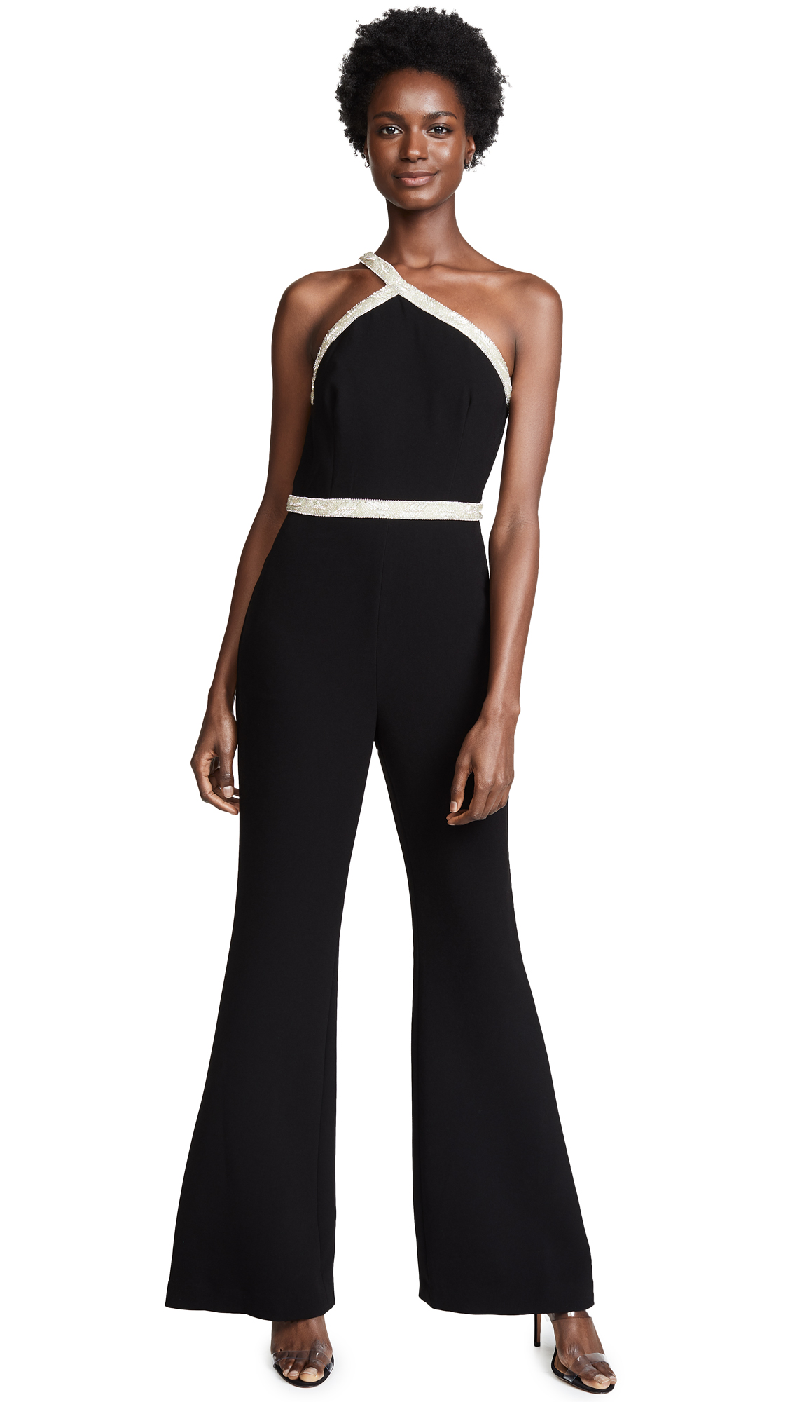 Lucy Jumpsuit in Black