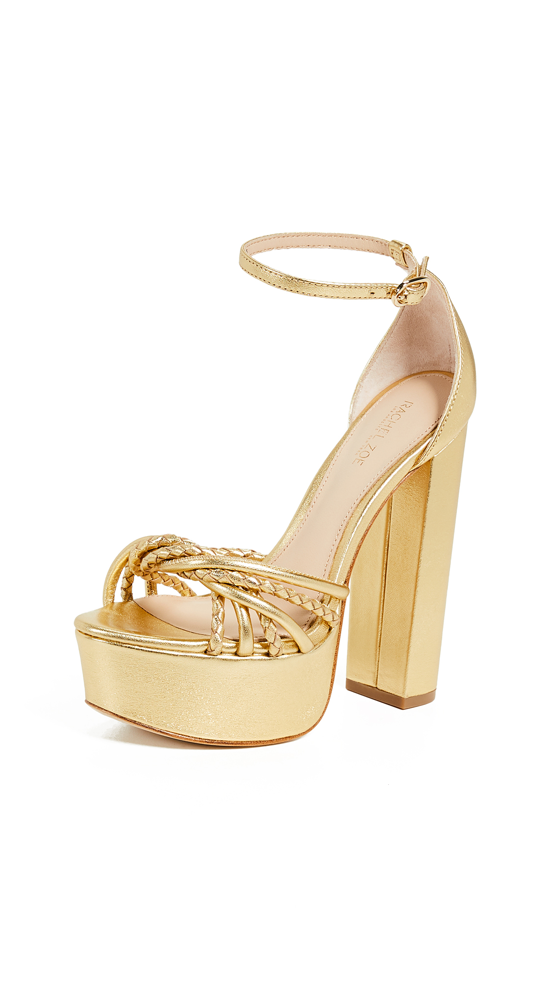 Rachel Zoe Kinsley Platform Sandals