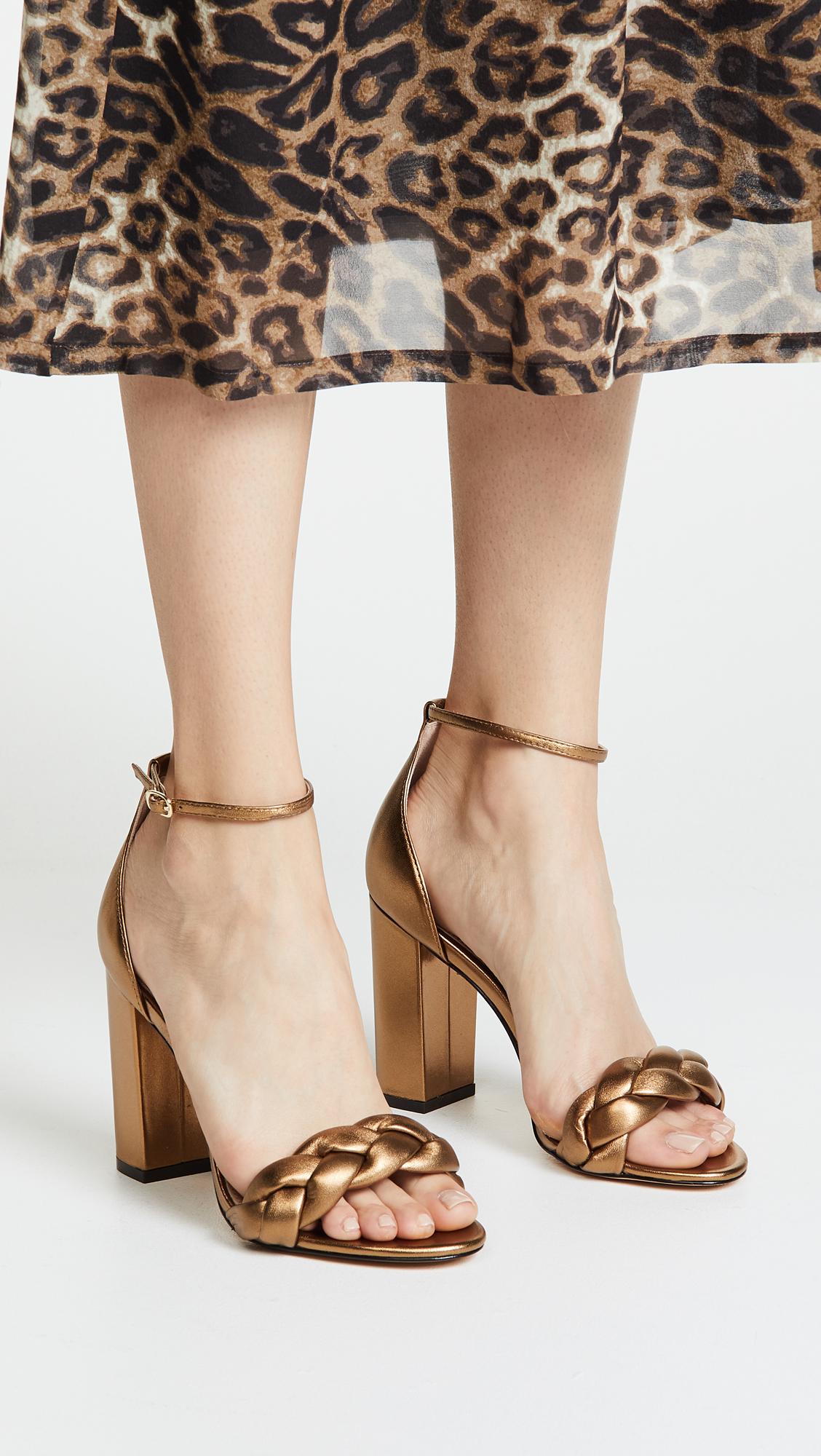 dc6a2a3bd88 Rachel Zoe Ashton Block Heel City Sandals