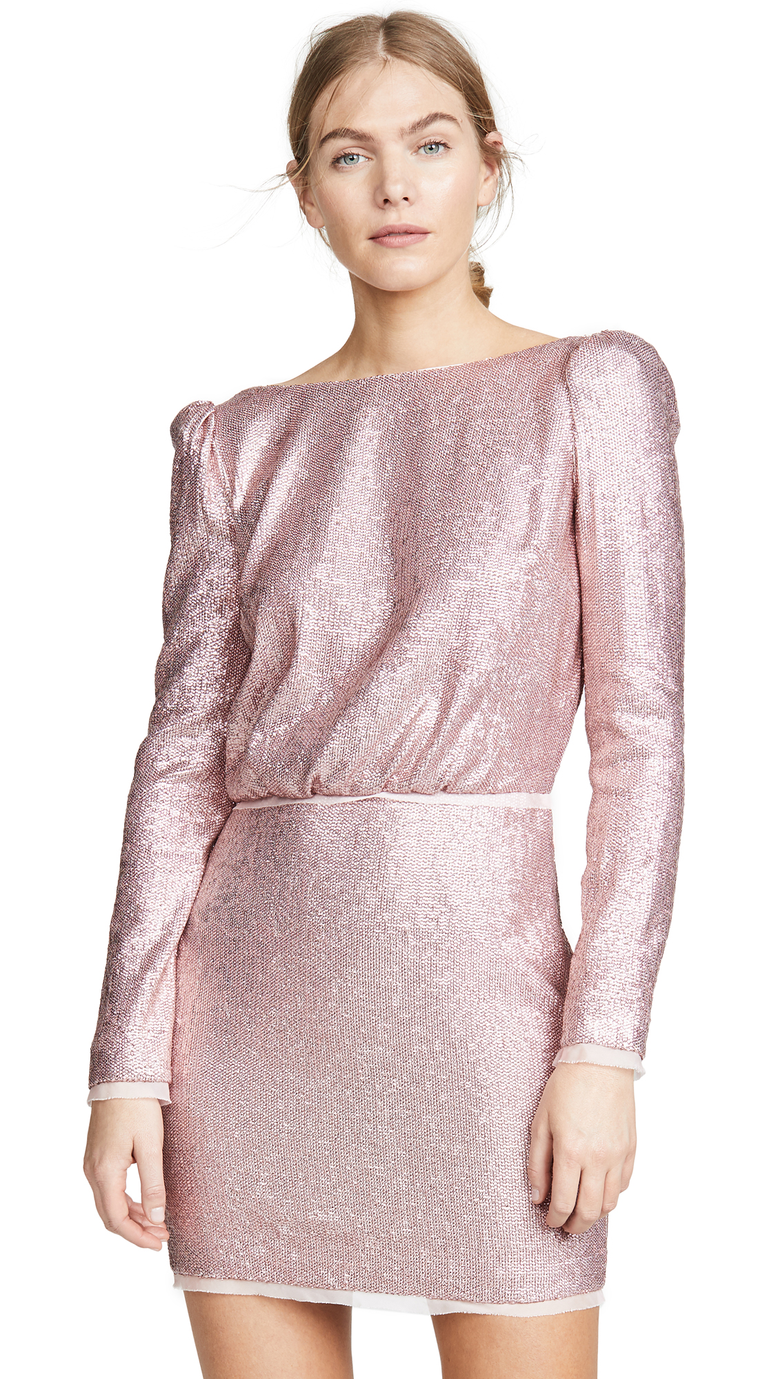 Rachel Zoe Cadence Dress - Light Pink
