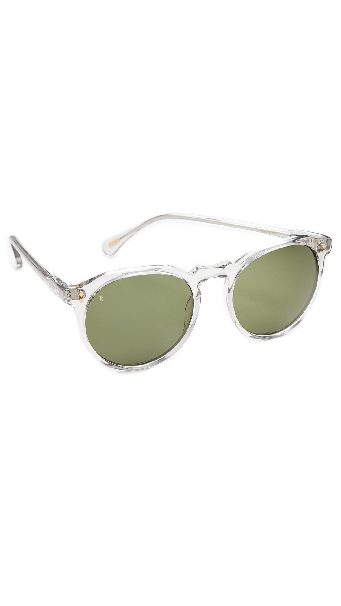 3471fb35f9 Raen Remmy 52 Sunglasses In Fog Green