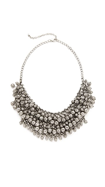 Raga Layered Beaded Statement Necklace