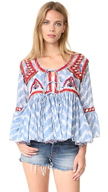 Raga Coastal Caves Blouse