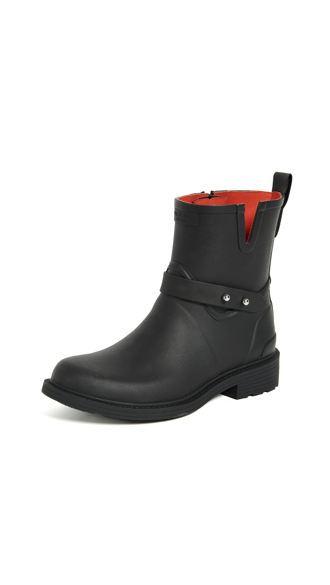 Photo of Rag & Bone Moto Rain Boots online shoes sales