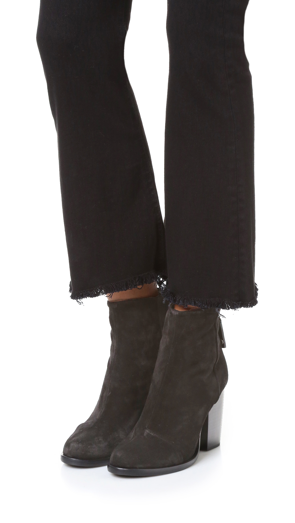 Rag and Bone Rag & Bone Suede Ashby Boots kqPO2Zlr9