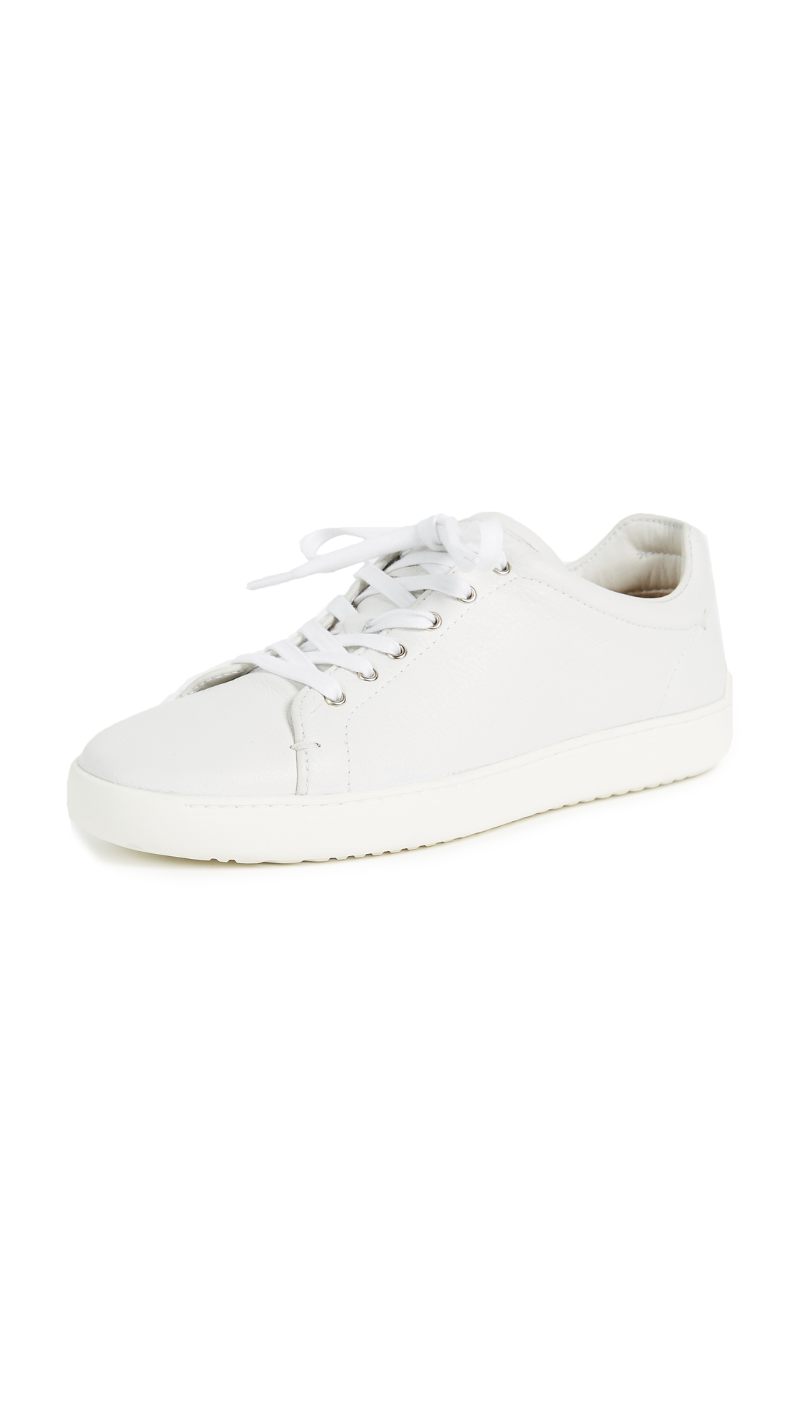 Rag & Bone Kent Lace Up Sneakers - White