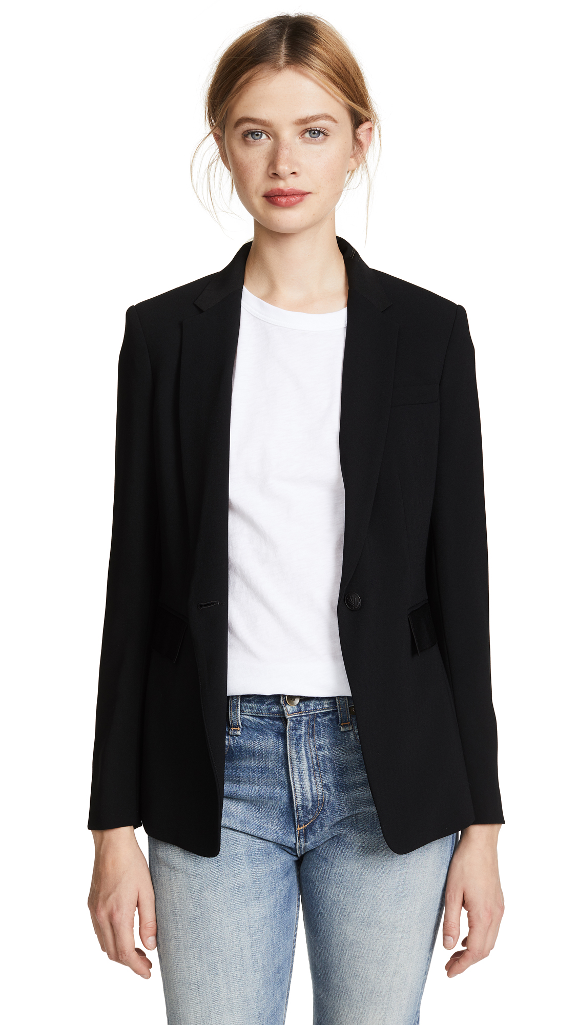 Rag & Bone Windsor Blazer - Black