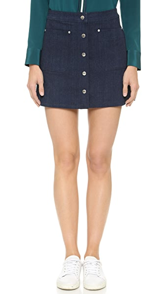 Rag & Bone Siggy Skirt