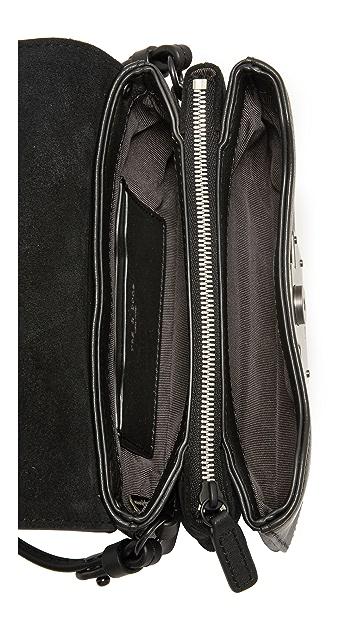 Rag & Bone Moto Triple Cross Body Bag