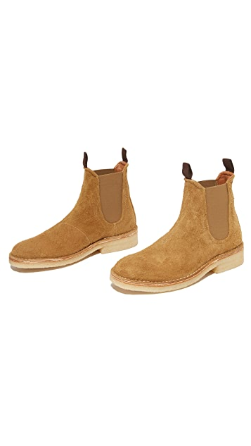 Rag & Bone Military Chelsea Boots