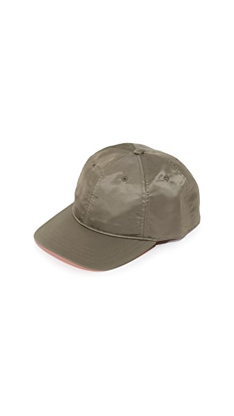 Rag & Bone Nylon Baseball Cap
