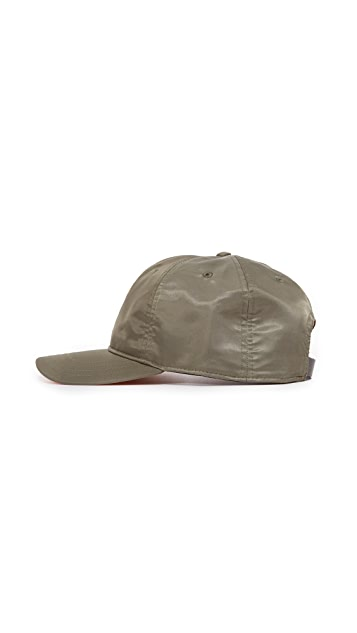 Rag & Bone Nylon Baseball Cap