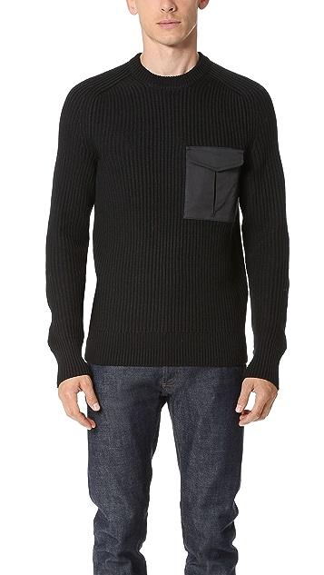 Rag & Bone Elijah Crew Sweater