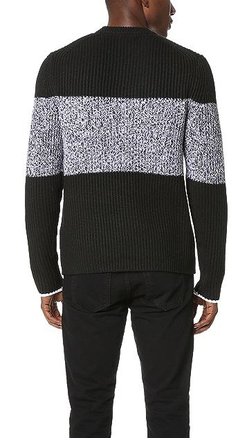 Rag & Bone Roscoe Crew Sweater