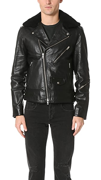 Rag & Bone Buzz Moto Jacket