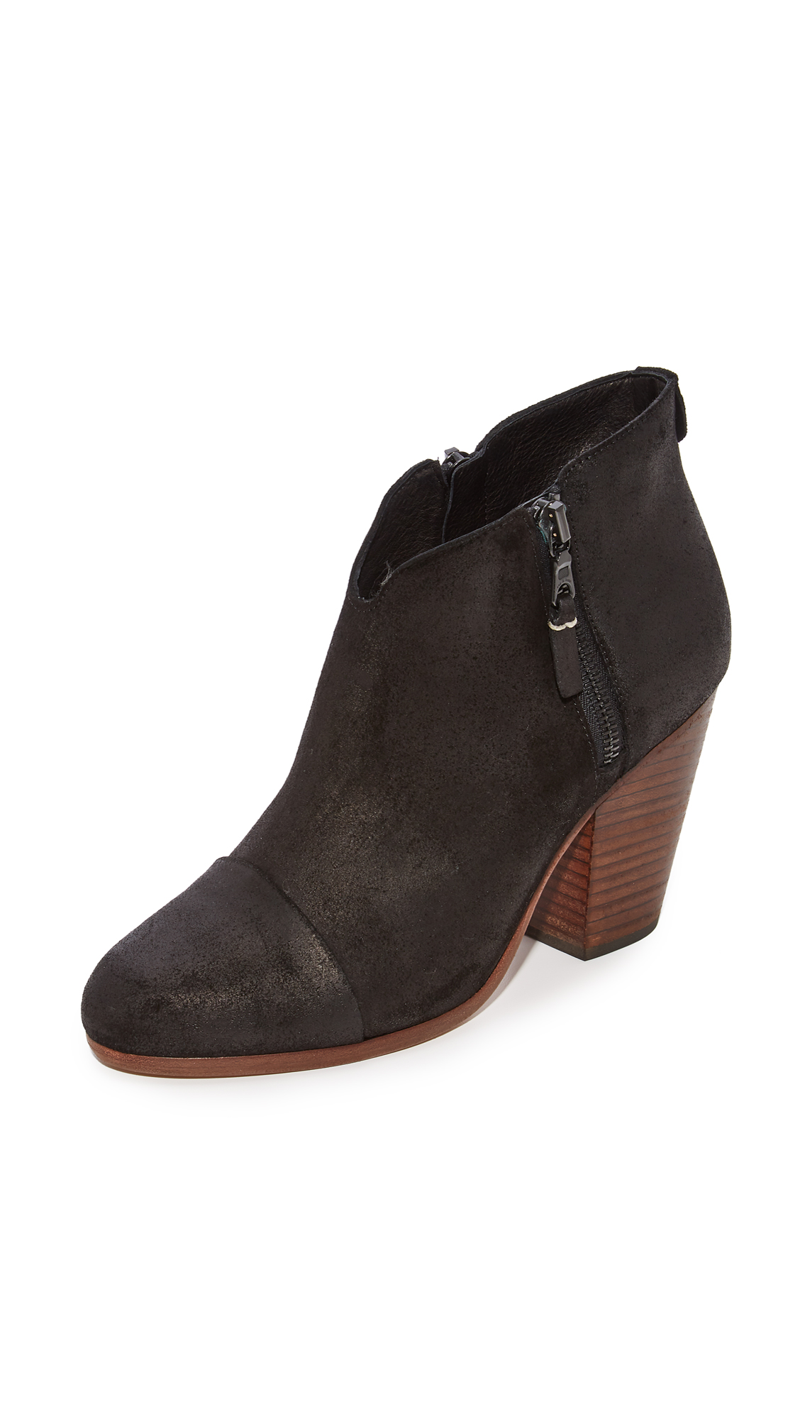 Rag & Bone Margot Booties - Black
