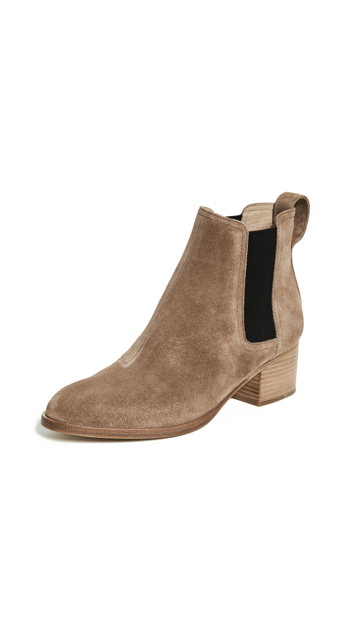 Rag & Bone Walker Booties - Camel