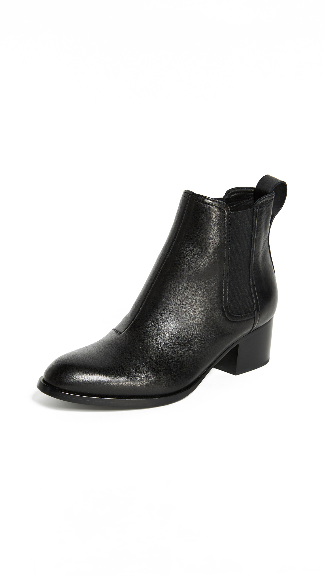 Rag & Bone Walker Booties - Black