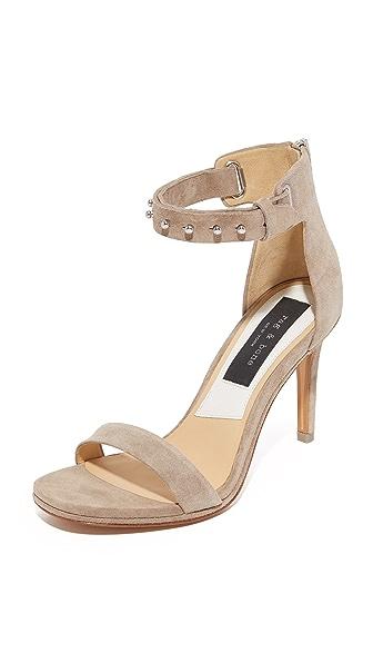 Rag & Bone Tamira Sandals - Stone