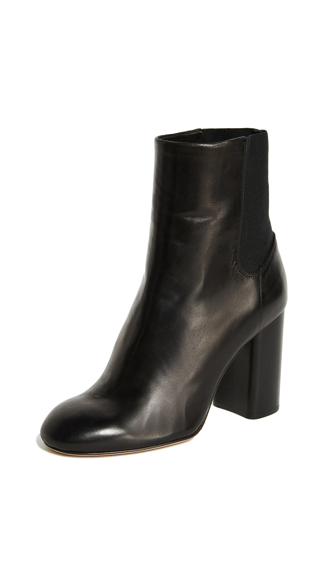 Rag & Bone Agnes Booties - Black