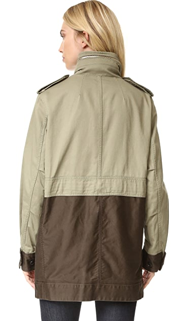 Rag & Bone Kinsley Cocoon Coat