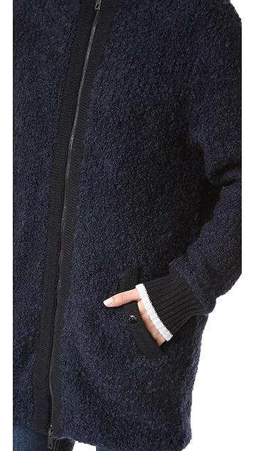 Rag & Bone Adele Sweater Coat